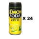 Lemonsoda Zero 24 can x 330 ml. - Campari Group Aperitivo Orange Soda
