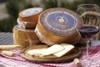 Pustertaler smoked cheese with hay milk approx. 700 gr. - Dairy Three Peaks - Bernardi