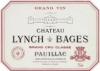 Chateau Lynch Bages - 2010 -