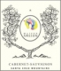 Cabernet Sauvignon Chaine d'Or Vineyard Santa Cruz Mountains  - 2017 - Maison Areion