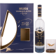 Beluga TRANSATLANTIC RACING Noble Russian Vodka mit Glas 40,00 %  0,70 Liter