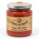 Tomato Sauce with Olives 314 ml. - L'Orto di Beppe
